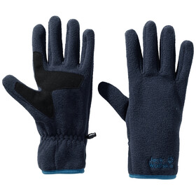 Jack Wolfskin Artist Ecosphere Gants, night blue